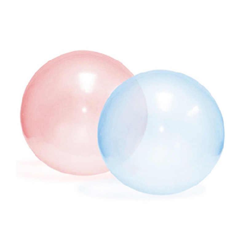 120 سنتيمتر TPR فقاعة بالون المياه الكرة مضحك لعبة الكرة مذهلة فائقة كبيرة المطاط كرة فقاعات نفخ لعب للأطفال في الهواء الطلق Play2