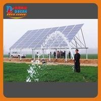 DECEN 5760W DC Solar Pump Built In MPPT Controller For Solar Pumping System Adapting Water Head