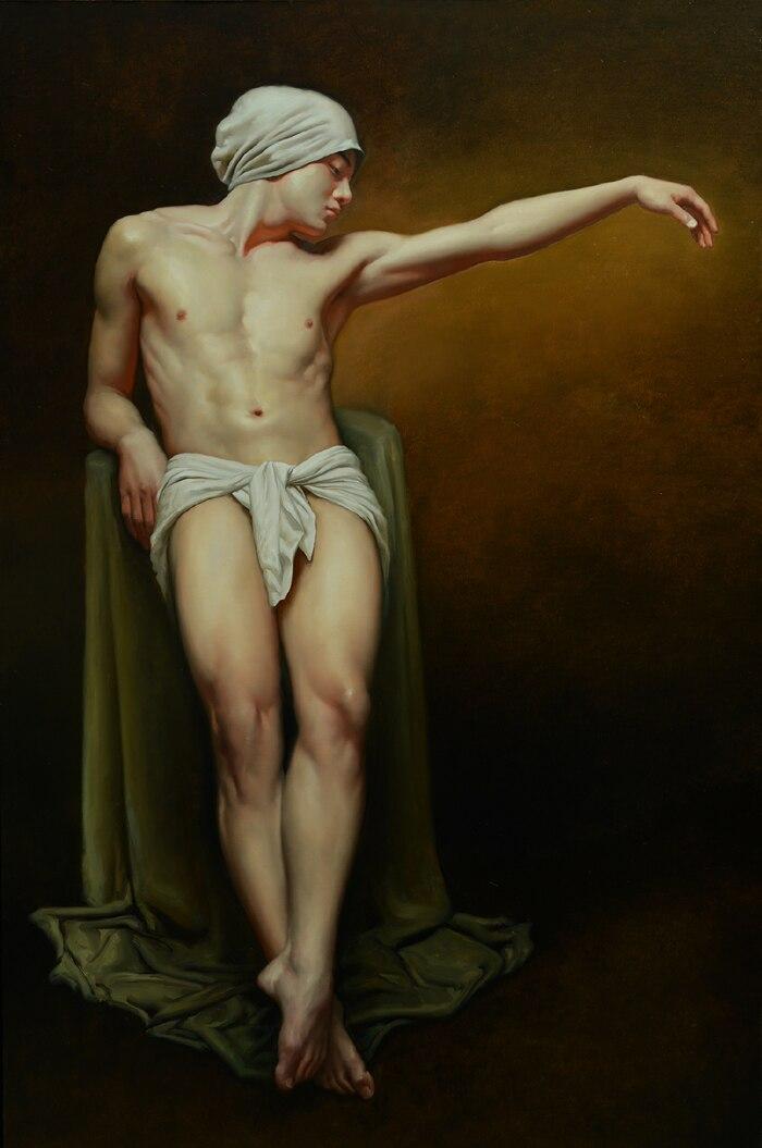 nude gay ballet
