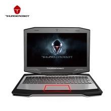 "ThundeRobot 911M-M2b Gaming Laptops Intel Core i7 6700HQ Nvidia GTX965M 15.6"" IPS 8GB RAM 128G+1T DOS OS PC Tablets(China (Mainland))"