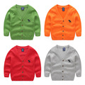 Children's clothing male child sweater cardigan baby sweater spring thin child spring and autumn clothes spring outerwear