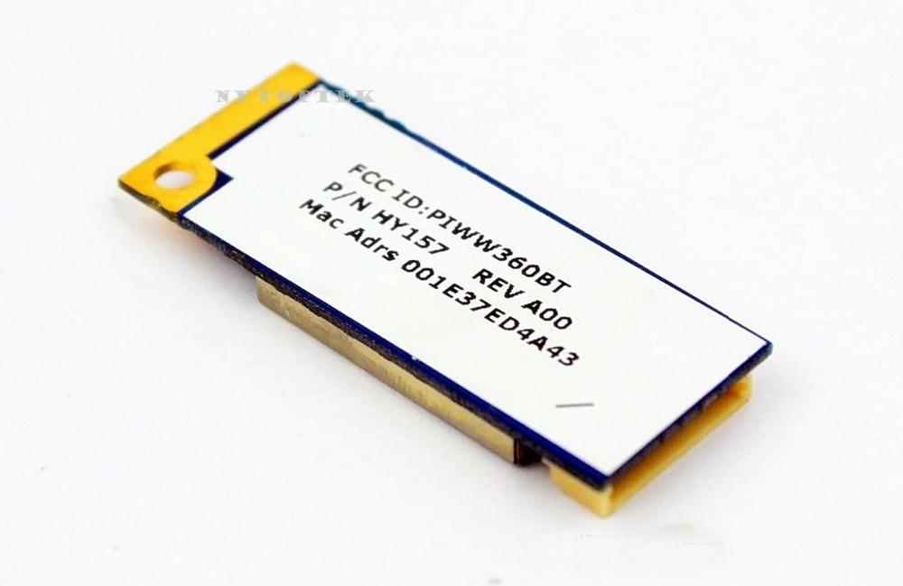 Realistisch Draadloze Adapter Kaart Voor Bluetooth Adapter Module Voor Dell Truemobile 360 D620 D630 D820 D830 M65 M90 Modieuze Patronen