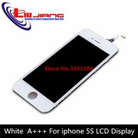 XIANHUAN New AAA LCD Screen Display For IPhone 5s With Digitizer Touch Screen Assembly High Quality