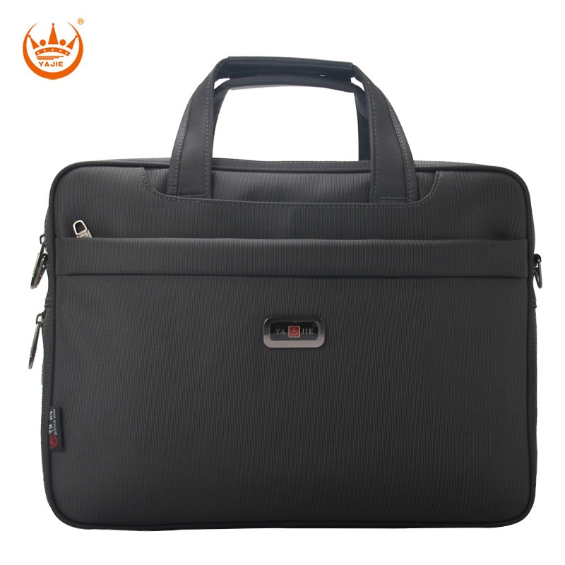 Brand Waterproof Men Briefcase  14 15.6 Inch Laptop Business Oxford Handbag For Men Large Capacity Messenger Shoulder Bag