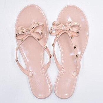 90eff67c5 Product Offer. ПВХ transparen сандалии модная женская обувь на плоской  подошве 2019 Летние вьетнамки женские пляжные сандалии для девочек ...