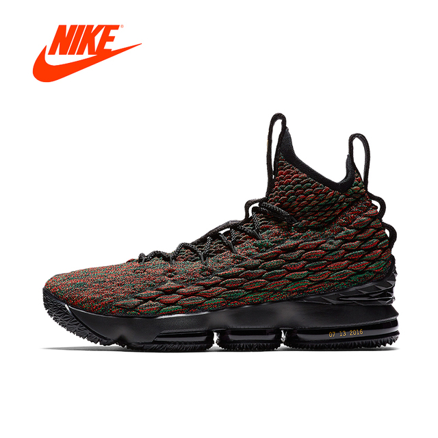reputable site ae070 b428f US $333.15 |Global Limit Nike LEBRON XV LMTD EP Mens Running Shoes Sneakers  AA3857 Outdoor Walking Jogging Athletic-in Running Shoes from Sports & ...