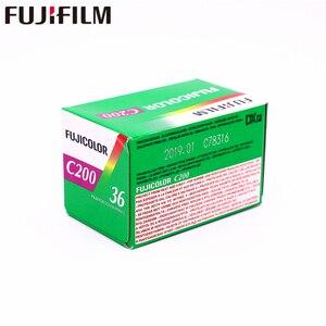 Image 4 - 10 Rolls Fujifilm Fujicolor C200 Màu 35 mét Phim 36 Exposure cho 135 Định Dạng Holga 135 BC Lomo