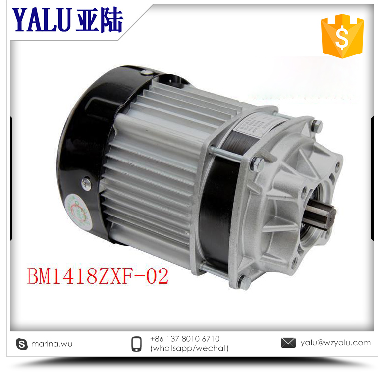 500w Dc 48v brushless motor, Electric tricycle accessories, BLDC. BM1418ZXF-02 k10 48 24 bm