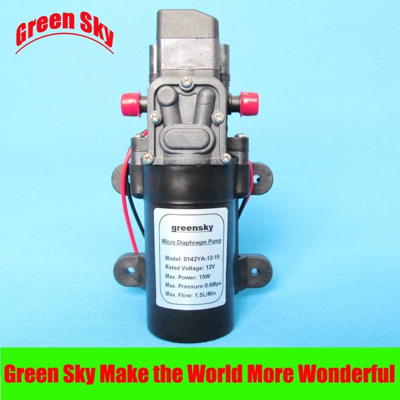 DC12V 15W micro diaphragm pump
