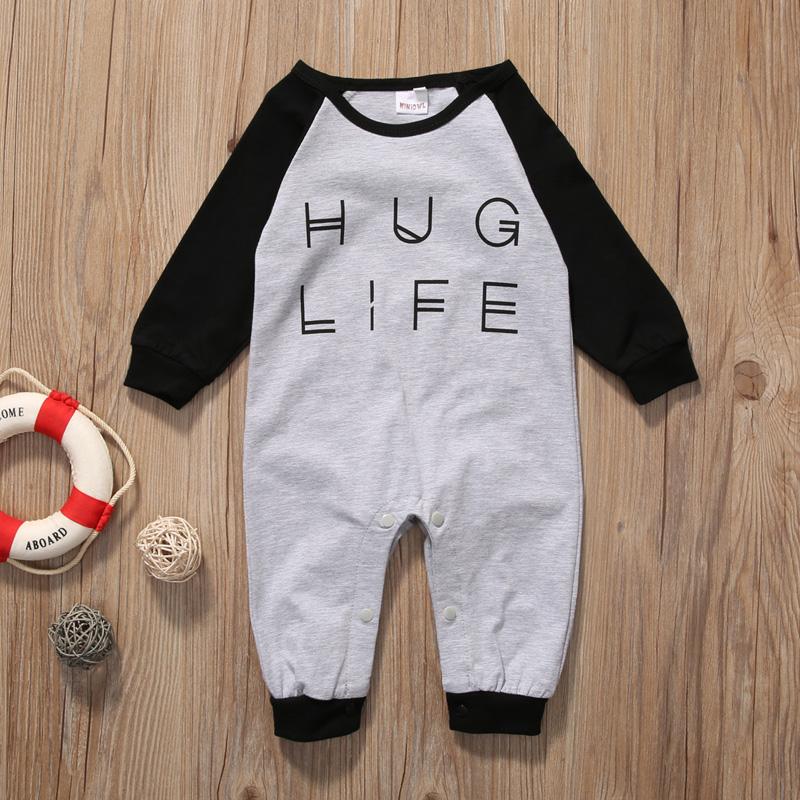 00df052eb Hi Hi Baby Store UK Stock Newborn Baby Boy Girl Body Romper Jumpsuit ...