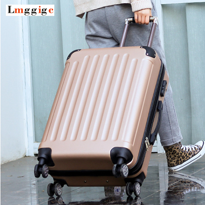 2024inch Rolling Luggage Suitcase bag ABS Material Travel box,Durable Abrasive Universal wheel Trolley Case2024inch Rolling Luggage Suitcase bag ABS Material Travel box,Durable Abrasive Universal wheel Trolley Case