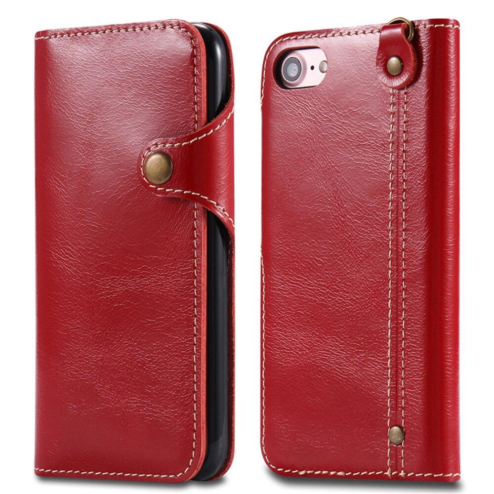 Estuche plegable xFSKY para iphone 6 6s 7 8 plus Estuche retro de - Accesorios y repuestos para celulares - foto 3