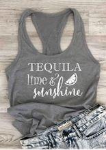 """""""Tequila Lime & Sunshine"""" women's shirt"""