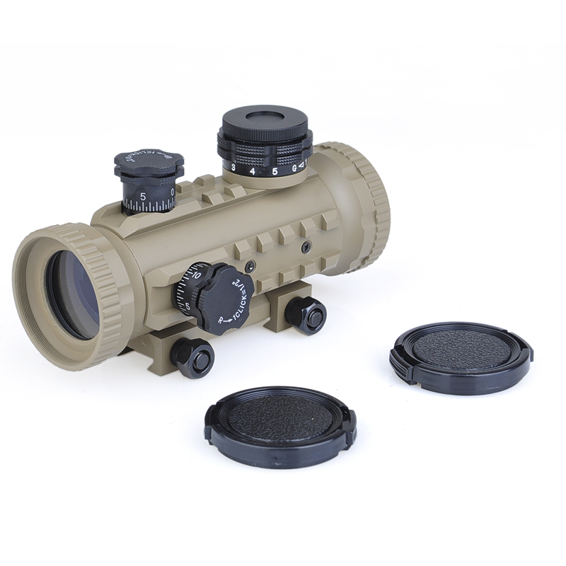 SEIGNEER Tactical Hunting 1x30 Multi Reticle Red Green Dot Scope with RIS Rail Mount And Lens CapSEIGNEER Tactical Hunting 1x30 Multi Reticle Red Green Dot Scope with RIS Rail Mount And Lens Cap