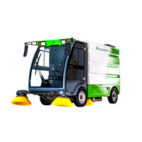 Customize Curing Module Floor Sweeper Scrubber Machines Outdoor Power Sweeper Electric Mincing Sweeper ART S22