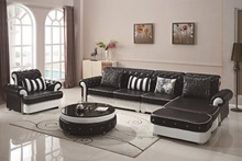 2019 Rushed European Style Set Modern No Sofas For Living Room Chaise Beanbag European Hot Selling Design Modern Leather Sofa