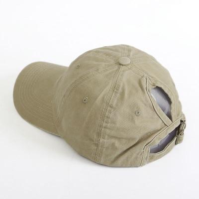 Новая женская летняя бейсбольная бейсболка кепка с сеткой уличный спортивный головной убор модные бейсболки - Цвет: Хаки