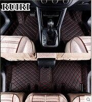 Высокое качество ковры! Специальные коврики для Mini Cooper Countryman F60 2018 2017 водонепроницаемые Нескользящие ковры, Бесплатная доставка