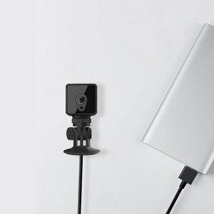 Image 4 - S1 Mini Home Security IP Kamera Wi Fi Wireless Mini Netzwerk Kamera Überwachung Wifi 720 P Nachtsicht Kamera Baby Monitor
