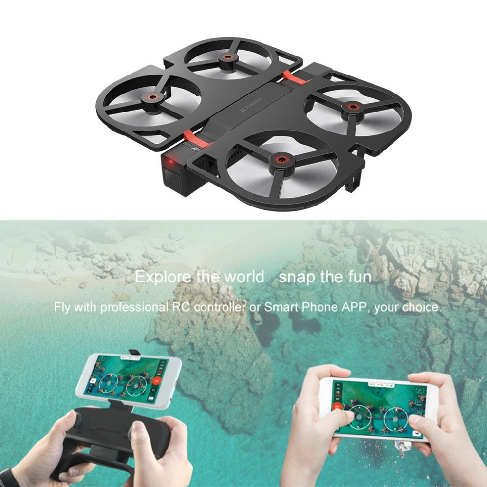 FUNSNAP iDol 2.4G RC Drone Foldable GPS Quadcopter with 120'Pitch 1080P HD Wifi FPV Camera Optical Flow Positioning Gesture funsnap idol 2 4g rc drone foldable gps quadcopter with 120 pitch 1080p hd wifi fpv camera optical flow positioning gesture fz