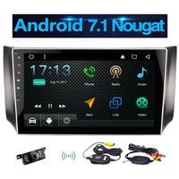 Беспроводной Камера прилагаются! eincar Android 7.1 стерео Радио для Nissan Поддержка GPS навигации Bluetooth Авто Радио WI FI 1080 P видео