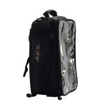 Сумка для топливного бака мотоцикла, большая емкость для мотокросса, велосипедная Магнитная сумка для топливного бака