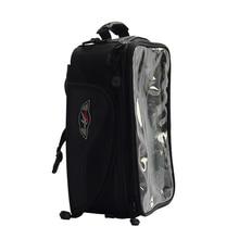 Motorcycle Tank Bag Fuel Bag Large Capacity Motorcross Cycling Magnetic Oil Fuel Tank Bag цены онлайн