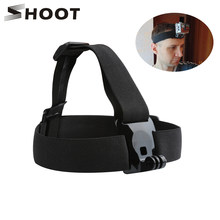 SHOOT Elastic Harness Chest & Head Strap for GoPro Hero 8 7 5 Black Sjcam Sj4000 Yi 4K Eken Camera Mount for Go Pro 7 Accessory(China)