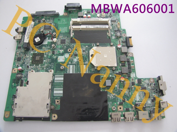 MBWA606001 DA0SA8MB8E0 SA8 Laptop Motherboard For Gateway M-26 Series