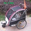 Lovebaby 20 Polegada Pneumática Da Roda do Carrinho Do Bebê E Carrinho de Bicicleta Reboque Carrinho Forte À Prova de Choque Com Travão Duplo