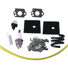 Quality Carburetor Tune Up Kit New For Husqvarna 123C 123L 123LD 223L 223R 323L 325L Home Garden Supplies