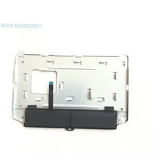 New orig laptop parts for DELL ALIENWARE 15 R3 17 R4 touchpad caddy bracket and button 04GG2D 4GG2D