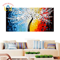 HOME BEAUTY 50 100 Diy Coloring By Numbers Abstract Pictures Living Room Painting By Number Modular