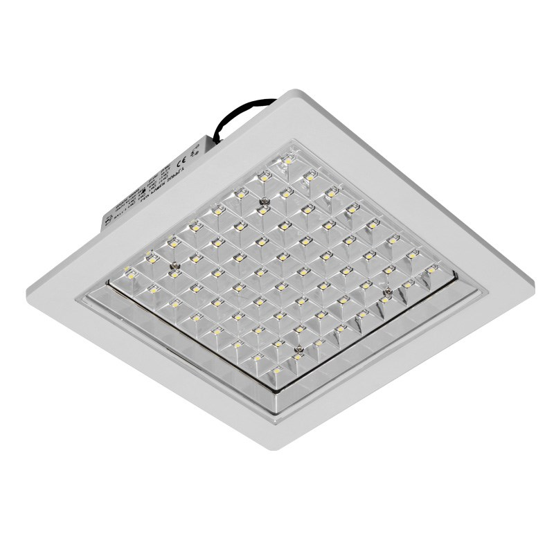 Concealed Trendy Waterproof Anti Fog Ceiling Lamp Bathroom