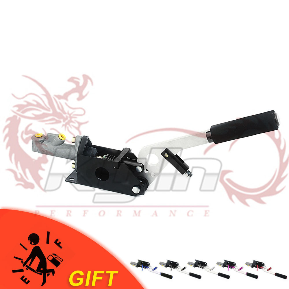 Universal Handbrake Hydraulic Drift E-Brake Racing Handbrake Vertical Horizontal 53000459