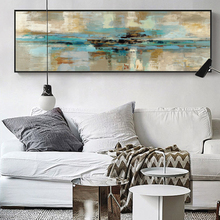 CHENFART Abstract Painting Canvas Oil Wall Pictures for Living Room Poster Prints Art Print Home Decor