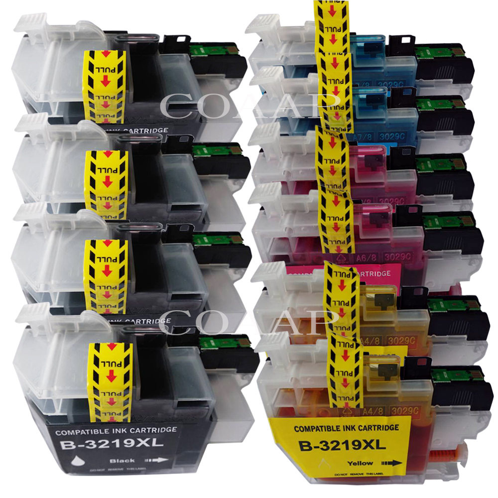 Compatible LC3219 LC3219XL Ink Cartridge For Brother MFC-J5330DW J5335DW J5730DW J5930DW J6530DW J6935DW LC3217 LC3217XL
