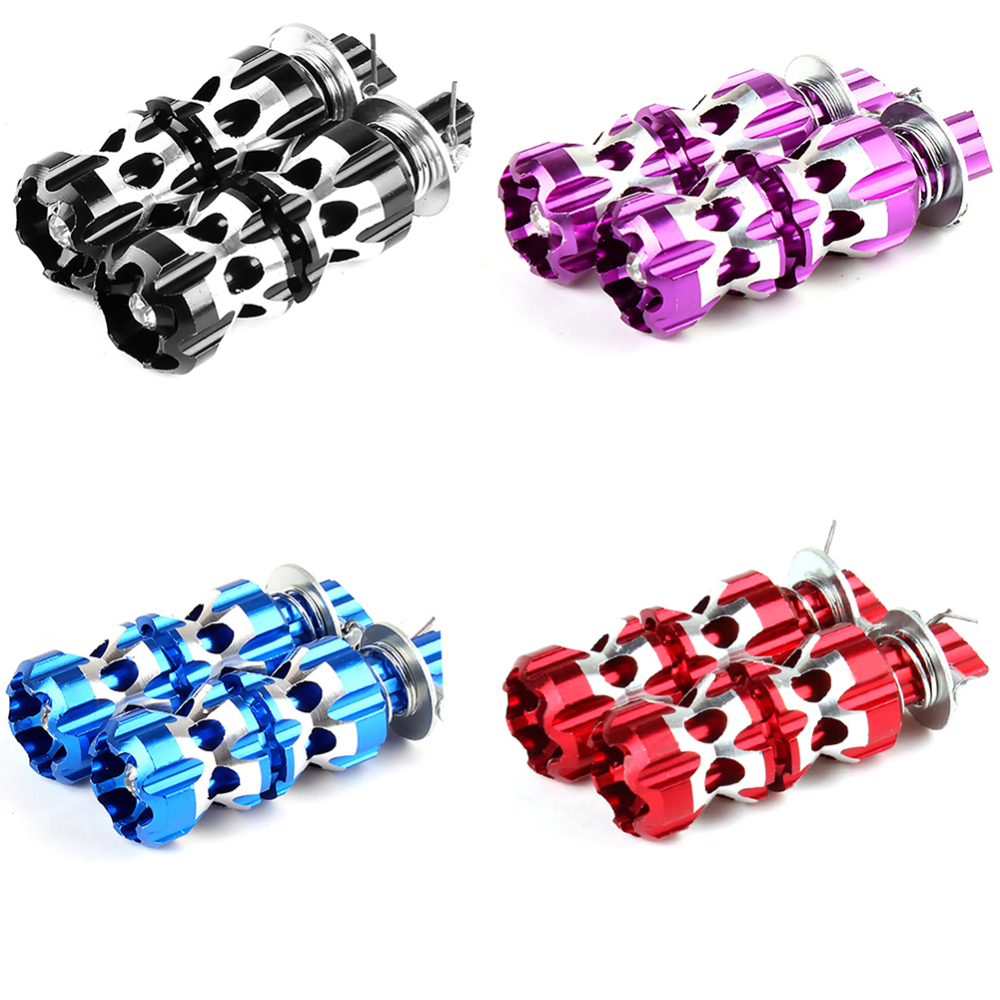 Motorcycle Footpegs Folding Footrests Motor Footpegs Durable CNC Rear Pedals KTM Hot Sale