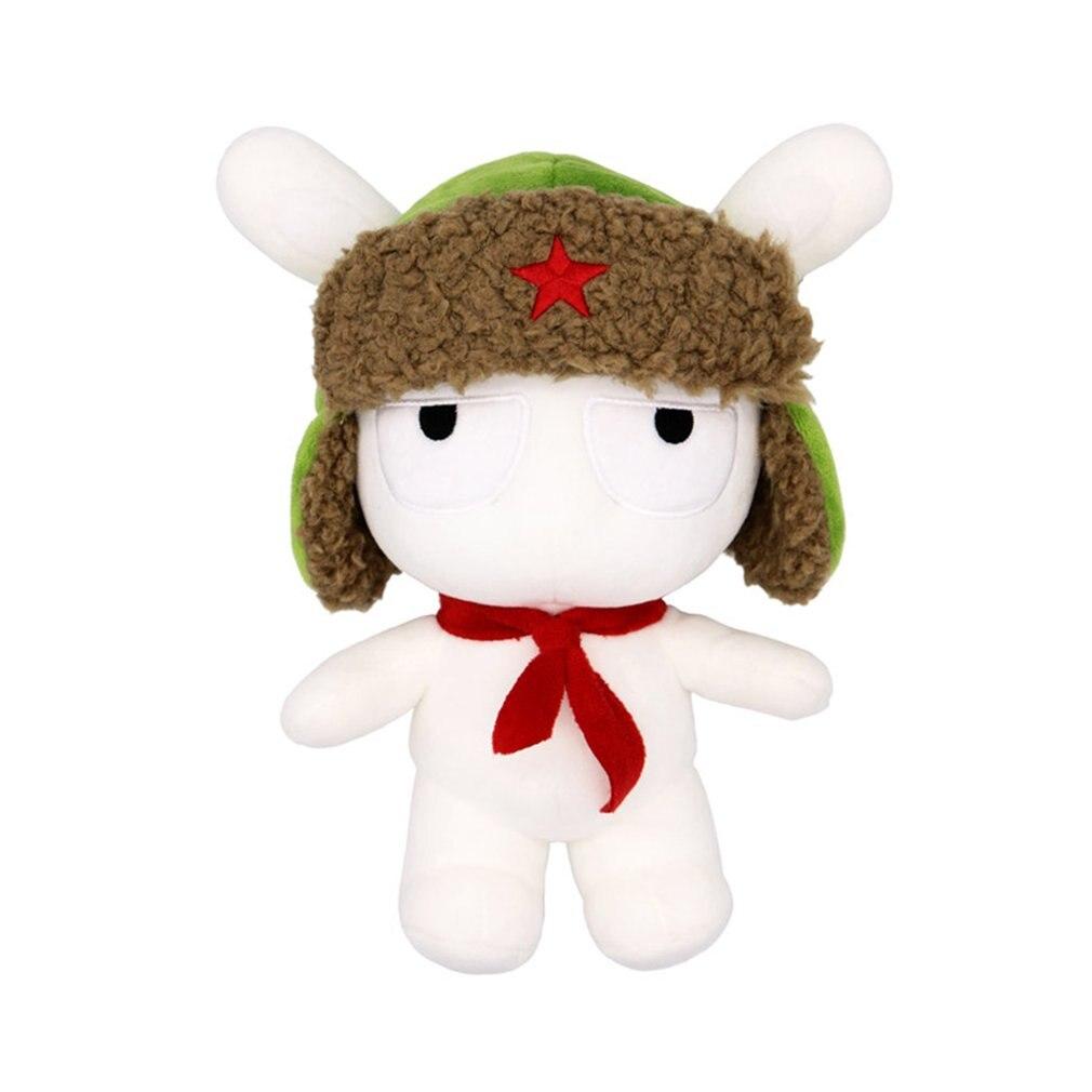 Xiaomi Mi Bunny Soft Rabbit Stuffed Plush Toy For Children Kids Gifts 25cm Intimate Playmates Original Mitu Dolls Toy Xiaomi Dol купить в магазине Gyro Toy Store на AliExpress