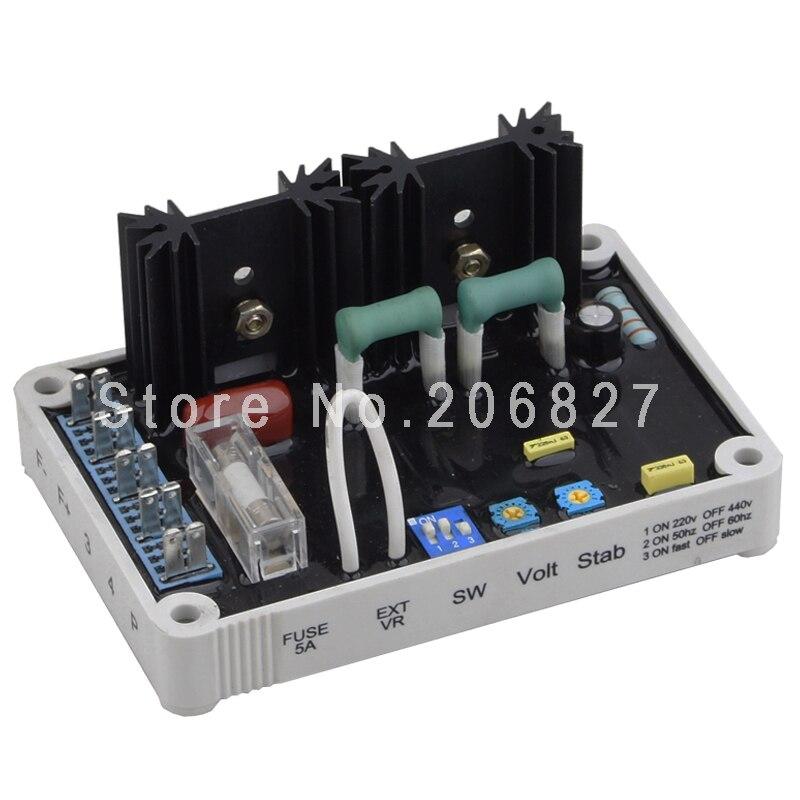 EA04C AVR solid Thai also means generator regulator AVR цена