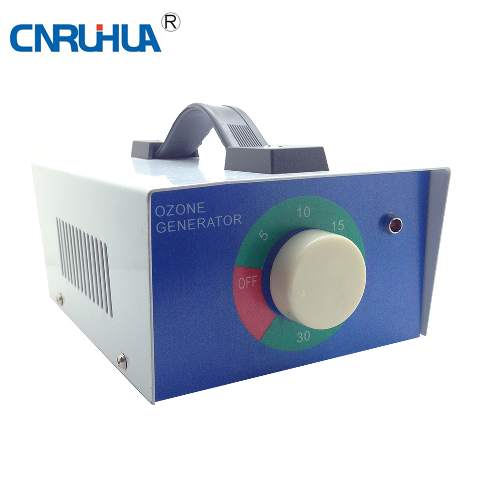 Newest Design Small Home Appliance Small Ozone Generator China Mainland