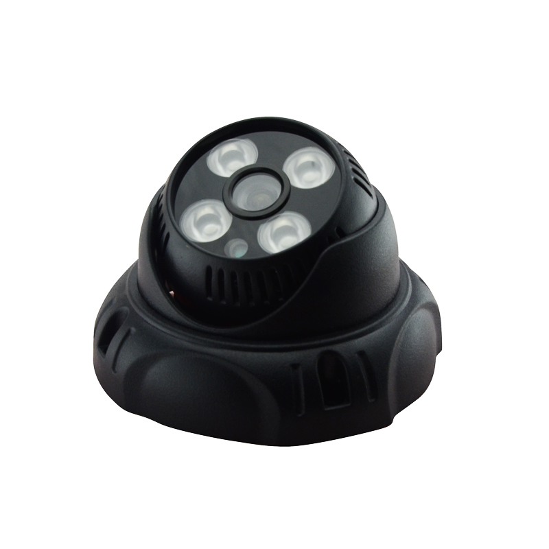 ФОТО Audio HD 2.0MP 1080P Dome IP Camera Network Indoor Security Camera ONVIF P2P 2IR Night Vision BLACK plastic