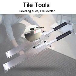 Profesional herramienta para azulejos nivelación gris pavimentación del suelo azulejo constructor herramienta mortero paleta de alta precisión plana sistema de nivelación de arena