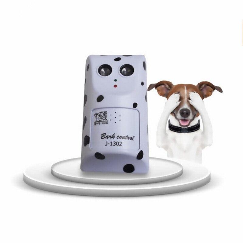 Humanely Ultrasonic Anti Bark Device Stop Barking Machine Control Dog Barking Silencer Hanger US/EU/UK Pet products Hot Sale