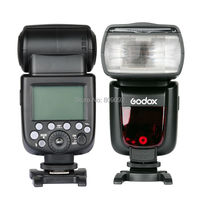 Godox TT685 for Canon / Nikon/ Sony A7 A58 A6000 2.4G Wireless Flash Master Slave Mode 1/8000s HSS i TTL E TTL II Auto Speedlite