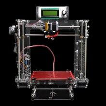 Новый Geeetech i3 Prusa 3d-принтер Прозрачная Акриловая Рамка Impressora DIY Комплект Машина 5 Вспомогательные Материалы
