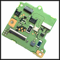 NEW For Canon 5D4 5D Mark IV Bottom Board Driver Board PCB Accessories Camera Repair Part Replacement Unit