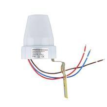 Sensky 220V 240V AC Outdoor IP44 Photoelectric sensor switch Light control sensor