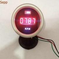 Sepp can change cylinder fit for boat digital led car tachometer gauge rpm meter for motor car