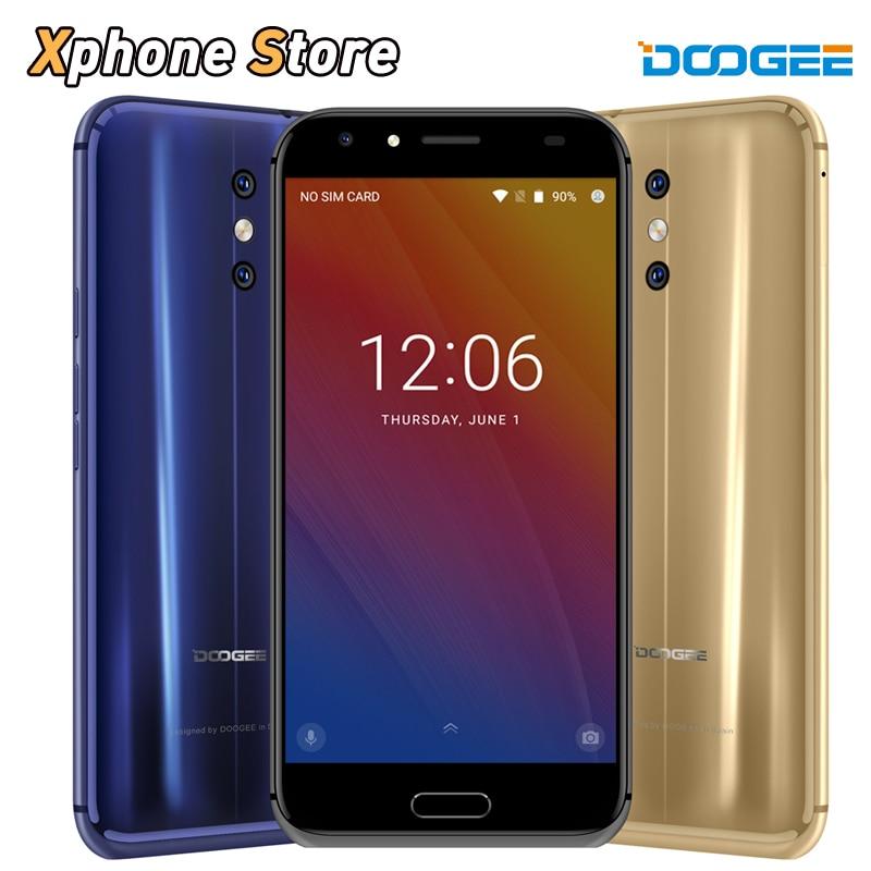 bilder für Ursprüngliche DOOGEE BL5000 4G Handys Android 7.0 4 GB + 64 GB Octa-core Smartphone Dual Hinten Kameras 1080 P 5,5 zoll Handy